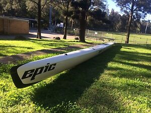 Epic V10L kayak with Swell carbon paddle. Macquarie Park Ryde Area Preview