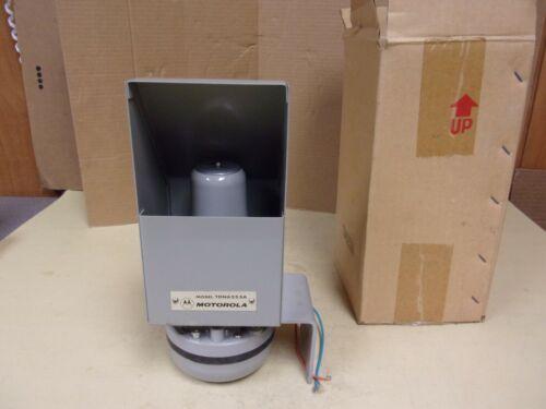 New Motorola TDN6253A Siren Speaker Grey