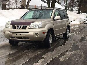 Nissan x-trail 2005 très bien entretenu