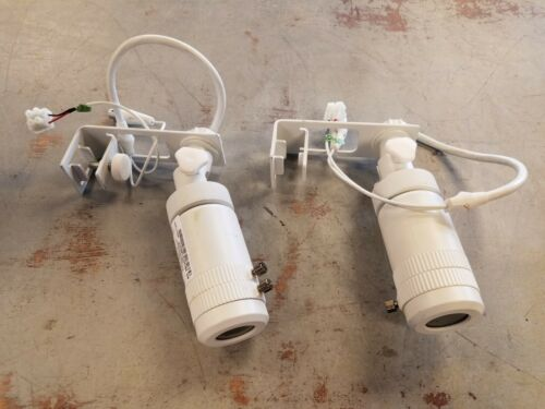 Qty 2 WREN SOLUTIONS Bullet Security Surveillance Camera BC-3I-01G