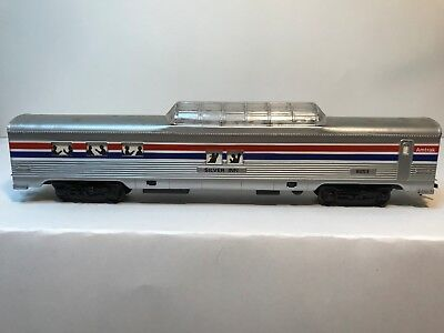 """Life Like Amtrak Vista Dome Car """"Silver Lodge"""" (Ready to Roll) for sale  Vacaville"""