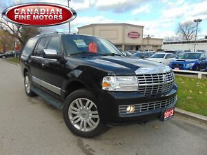 2012 Lincoln Navigator CLEAN CAR PROOF |NAVI | BACK UP CAMERA|