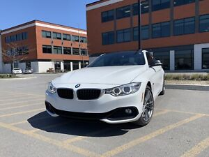 BMW 428 i SPORT package + TECH package 2014