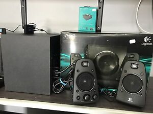 THX Logitech Speakers & Subwoofer with Bluetooth Adapter Logan Central Logan Area Preview