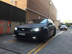 Holden commodore  07 Sydney City Inner Sydney Preview