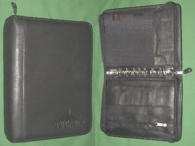 Classic 1.0 Leather Canyon Planner Tulalip Orca Whale Binder Franklin Covey