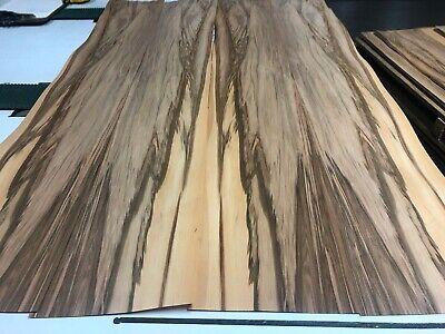 Red Gum Wood Veneer 4 Sheets 46x 7 12 617c
