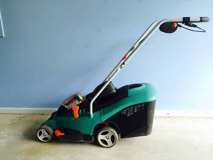 Bosch Lawn Mower - cordless; battery powered Buderim Maroochydore Area Preview