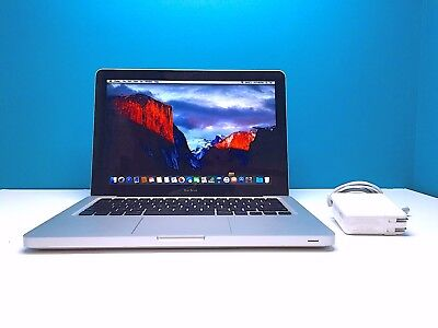 """Apple MacBook 13"""" Laptop / 2.0GHz Core / UPGRADED 1TB HDD / OS-2016 / WARRANTY"""