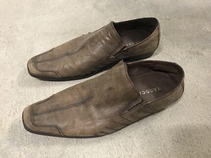 Tarocash Dress Shoes Brown Size 6 Burswood Victoria Park Area Preview