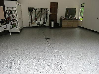 Garage Basement Epoxy Floor Coatings Kits Decorative Paint