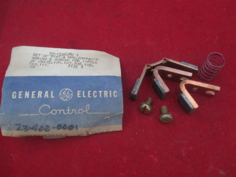 General Electric 55-153678G  Contact Kit