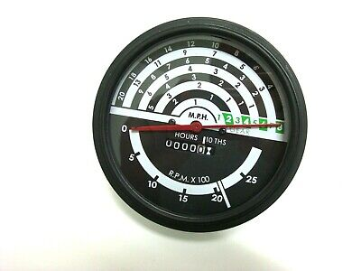 Tachometer For John Deere 830 1020 1520 1530 2020 2030 2630 2640 301 440