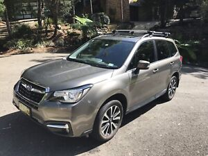 2017 Subaru Forester 2.5Si - premium