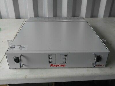 Raycap Dc6-48-60-rm Surge Protection System