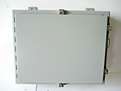 New Hoffman 16 X 20 Electrical Enclosure Junction Box A-16h20alp
