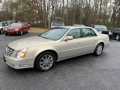 2007 Cadillac DTS Luxury II 2007 Tan Luxury II!
