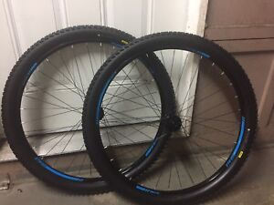 Stans crest ZTR 29er mountain bike rims BRAND NEW