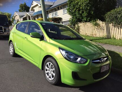 203 Hyundai Accent Active Manual 55,000km still under warranty