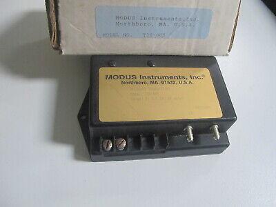 New MODUS INSTRUMENTS T30-06E Pressure Transmitter T3006E