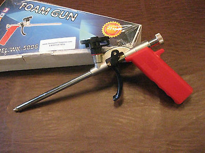 -  S-3 CAN FOAM INSULATION APPLICAT0R GUN SPRAY RIG LESS $$$ WORKS GOOD
