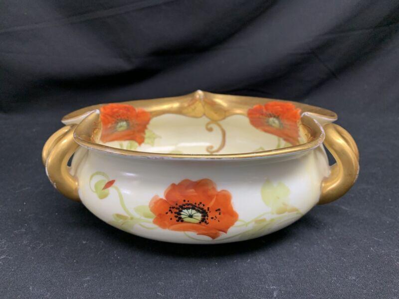 W.A Pickard Handpainted Fruit Bowl Dish