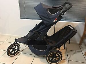 Phil an teds double pram great condition little faded Gunn Palmerston Area Preview