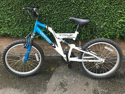 ETNA VERTIGO Children's mountain bike 14 inch frame