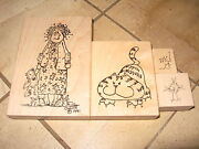 Judith Rubber Stamps