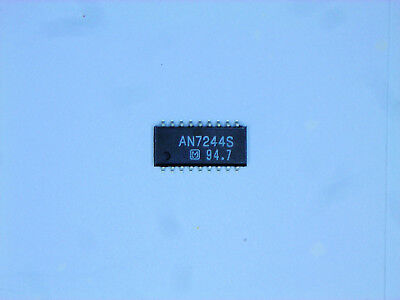 An7244s Original Panasonic Matsushita  18p Smd Ic 1 Pc
