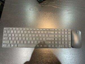 Microsoft Bluetooth Mouse and Keyboard