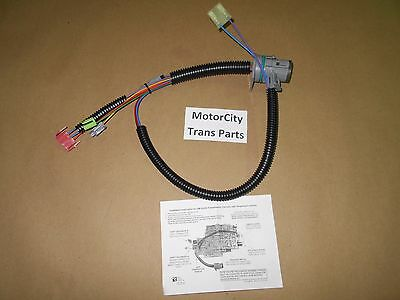 Internal Wire Harness Manufactured  OEM COMPONENTS Fits ALL 4L80E 1991 2003