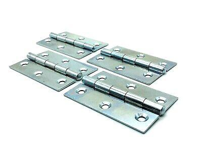 Zinc Plated Butt Hinges (BUTT HINGES 65mm / 2.5