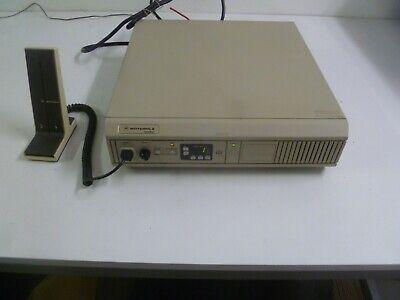 Motorola Desktrac 42-50 Mhz Low Band Base Station Two Way Radio L51sum70d0a