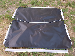 Ford ranger px mkii/mki tonneau cover. Kingsley Joondalup Area Preview