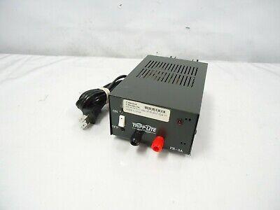Tripp Lite Pr-3a 13.8v 3amp Dc Precision Regulated Power Supply