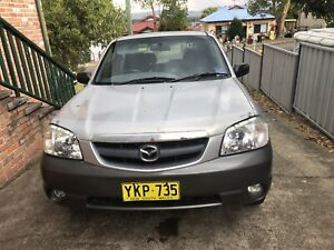 2002 Mazda Tribute Limited Automatic