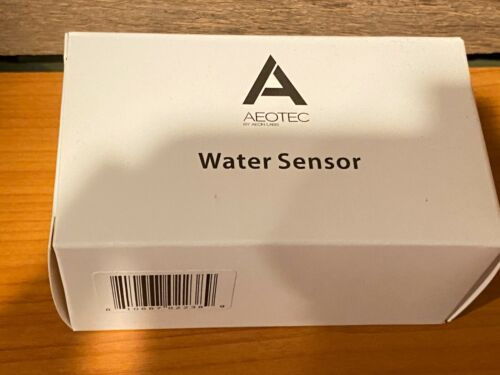 NEW - AEOTEC by Aeon Labs Zwave Water Sensor - Model: DSB45-ZWUS