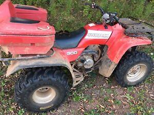 1990 Honda 300 2x4