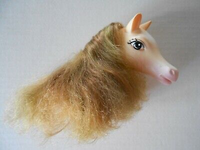 Mattel Barbie 2006 Stable Styles Tawny replacement horse head