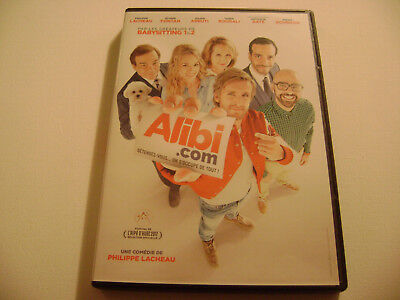 Alibi Com  Dvd  Region 1  Philippe Lacheau   Lodie Fontan  Julien Arruti