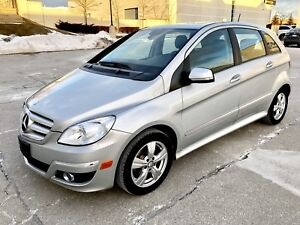 *REDUCED*2010 Mercedes B200 *NO ACCIDENT*LOW KM*CERTIFIED*LOADED