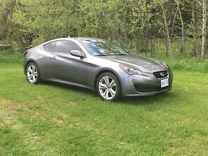 2011 genesis coupe low km never winter driven
