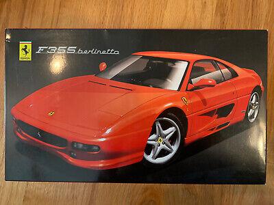 Fujimi Ferrari F355 Berlinetta 1/24 RS 57 Plastic Model