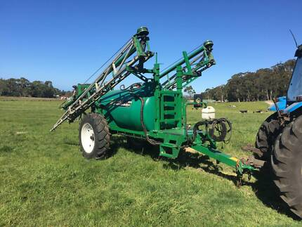Goldacres Trailing Sprayer