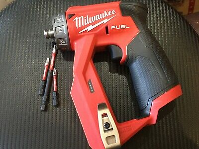 Milwaukee M12 Fuel Drill-driver Console Wbits 2505-20 New