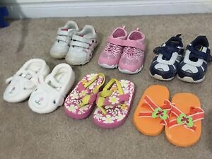Baby/Toddler size 4 Shoe lot
