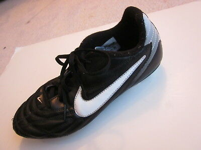 df7c91b5d Youth Size 5.5 Y Nike Jr Premier III FG R Soccer Cleats Youth Black No Rips  5.5Y