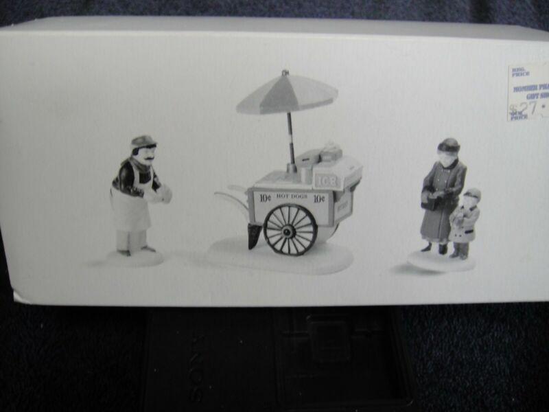 """Heritage Village """"Hot Dog Vendor"""""""