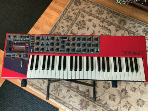 Nord Lead 3 Synthesizer Keyboard